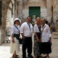 Every Jew needs to see these places - young and slightly not as young! Rabbi Ben Packer Director of the Heritage House. Heritage House provides free tours to all.