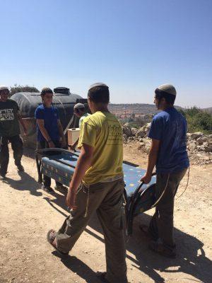 donate a bed to Mitzpeh Avichai, near Hevron!