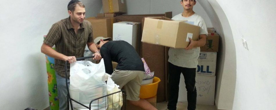 We helped a Jewish Family move into a new Jewish property!