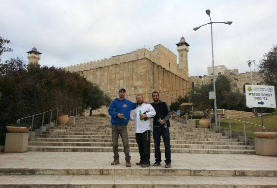 Strengthening the Jewish Presence in Hebron!