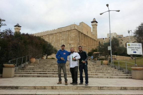 Strengthening the Jewish Presence in Hebron!