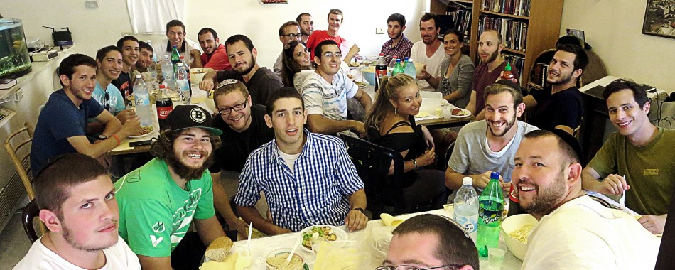 Pre Yom Kippur Feast before the fast!